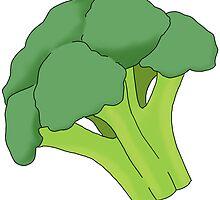 Broccoli by TrendZombie