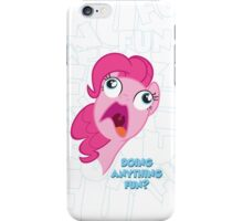 Pinky Piiiiiiiee! 2 iPhone Case/Skin