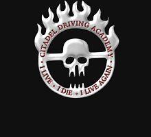 Citadel Driving Academy - White Unisex T-Shirt