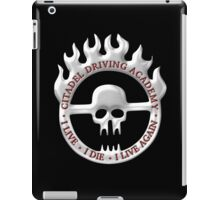Citadel Driving Academy - White iPad Case/Skin