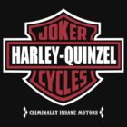 Harley Quinzel Motors by kentcribbs