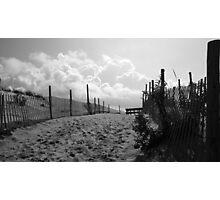 Beach Walk Photographic Print