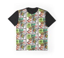 Cats in a Hat Graphic T-Shirt
