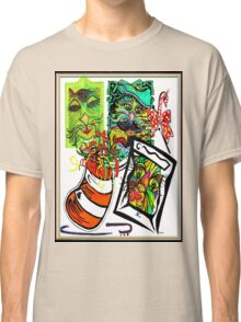 Cats in a Hat Classic T-Shirt