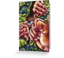 Reveal your Heart Greeting Card