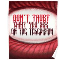 Don't Trust What You See Poster