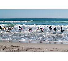 surf life savers Photographic Print