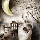 Moon by Hiroko Sakai