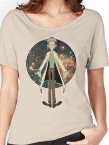 Doofus Rick (Starry Coin) Women's Relaxed Fit T-Shirt