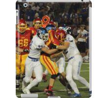 Holy Bowl Game iPad Case/Skin