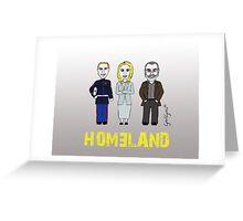 Homeland Greeting Card