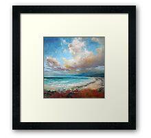 Isle of Harris Framed Print