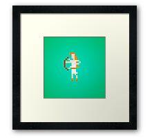 Artemis Framed Print
