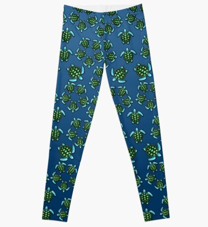 Cebu Turtles Leggings