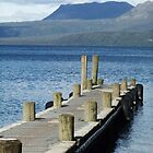 Lake Tarawera by jlv-