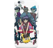 Gorillaz iPhone Case/Skin