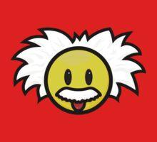 Smiley Einstein Icon Kids Clothes