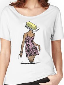 Butterface - American Oddities #4 Women's Relaxed Fit T-Shirt