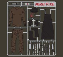 Dressed to Kill by huckblade