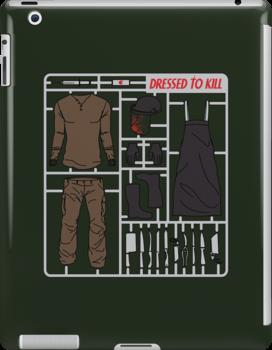 Dressed to Kill by huckblade