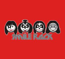 Smile Rock - Smiley Icons Kids Clothes