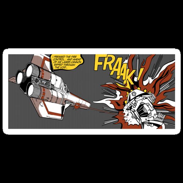FRAAK! by cubik