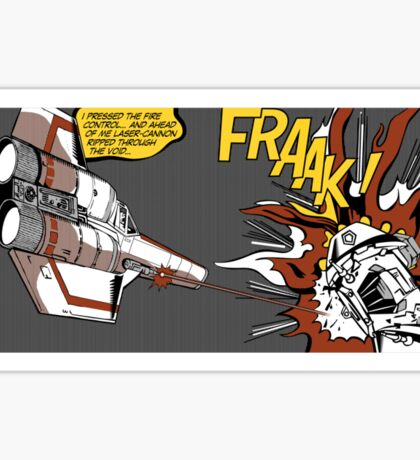 FRAAK! Sticker