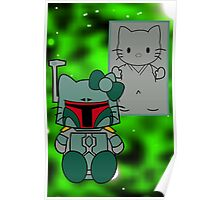 SOLO and FETT KITTY 2.0 Poster