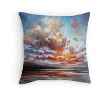 Lomond Sky Throw Pillow