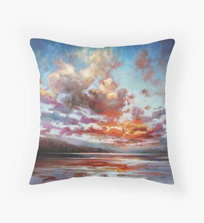 Lomond Sky Throw Pillow