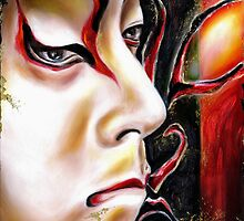 Kabuki No. Three by Hiroko Sakai
