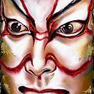 Kabuki No. One by Hiroko Sakai