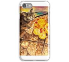 Autumn Kitty iPhone Case/Skin