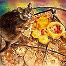 Autumn Kitty by Jennifer Ingram
