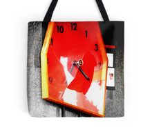 The times they are a changing  Tote Bag