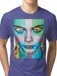 CARA Fierce Tri-blend T-Shirt