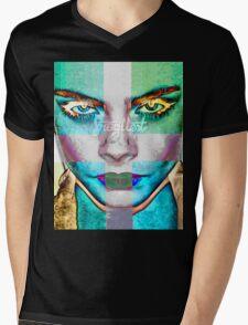 CARA Fierce Mens V-Neck T-Shirt