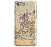 Cartography / stadia iPhone Case/Skin