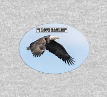 American Bald Eagle 2015-25 Isolated Unisex T-Shirt