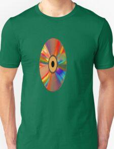 retro vinyl record 1 Unisex T-Shirt