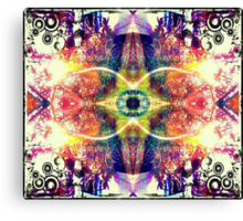 Uplifting Eye Canvas Print