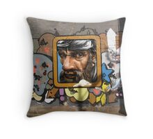 2000 Years Throw Pillow