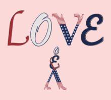 American Love by LoveLineAttire