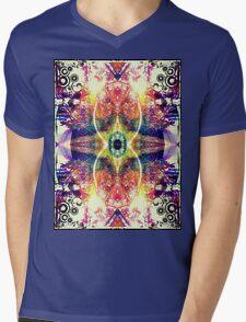 Uplifting Eye Mens V-Neck T-Shirt