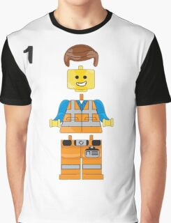 The Lego Movie Graphic T-Shirt