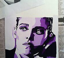 Kristen Stewart by artbynicole