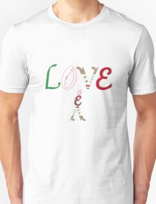 Mexican Love Unisex T-Shirt