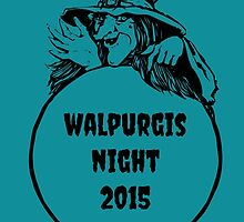 The Walpurgis Night Shirt by aughtie