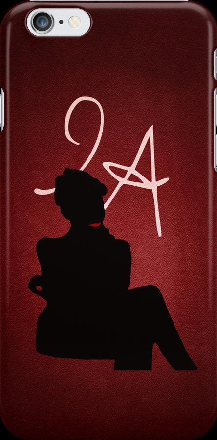 Irene Adler, I presume? by bkish