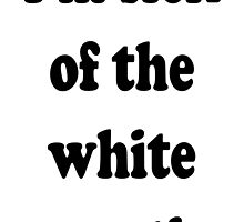 I'm Sick of the White Narrative by kvaromind